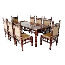 Dining Room Sets 8 Chairs 8 Chairs Sankheda Dining Set Art Asia Imports U0026 Exports