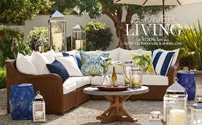 William Sonoma Home by Pottery Barn Outdoor Furniture Clearance