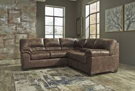 Laf Sofa Sectional Furniture Bladen Laf Sofa Sectional In Coffee Local