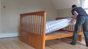 how to build a twin full bunk bed on your own diy dad 14 youtube