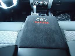 toyota new suv car amazon com fits toyota tacoma 2015 2017 embroidered center