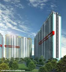 Foresta Floor Plan by One Foresta Apartment Penang Com