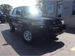 mitsubishi montero suv in illinois for sale used cars on