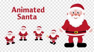 animated santa santa animations motion graphics motion array