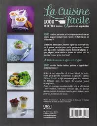 livre de cuisine pour ado amazon fr la cuisine facile sylvain collectif livres
