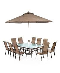 outdoor patio table seats 10 dining sets outdoor patio furniture macy s