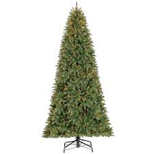 c28 10 ft pre lit westport fir tree at home at home