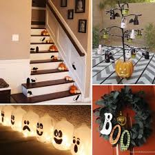 Halloween Crafts To Make At Home - halloween decorations to make at home halloween decoration crafts