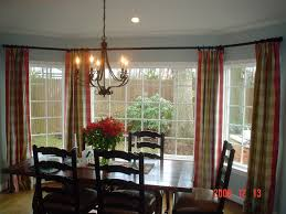 Living Room Privacy Curtains Window Treatments For Bay Windows In Dining Room 46 Photos Decor
