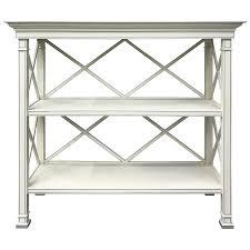 Small Two Shelf Bookcase Viyet Designer Furniture Storage Two Worlds Arts Gray