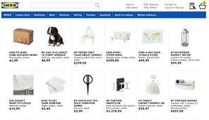 Ikeas Ikea Renamed Products After Frequently Googled Problems That Those