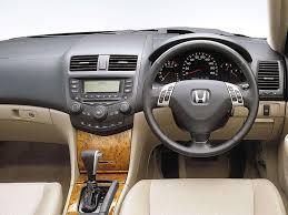 Honda Accord Interior India Honda Accord Sedan 2 4tl Eu 2003 Pictures Information U0026 Specs