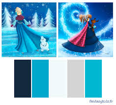 deco chambre reine des neiges décoration reine des neiges
