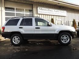 gray jeep grand cherokee 2004 2004 jeep grand cherokee shoreline auto sales