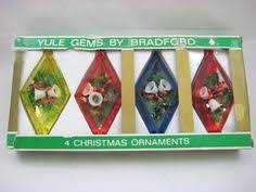 vintage diorama ornaments brite bradford lot of 20 this is