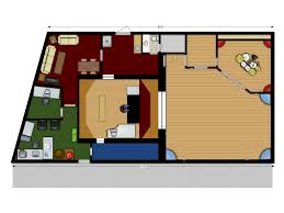 400 sq ft house floor plan studio house plans artist with cool art apartment rural 20k floor