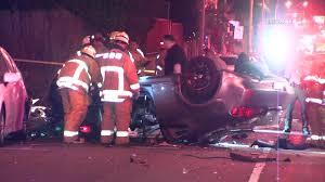 suspected dui crash in weho kills 1 injures 3 mynewsla com