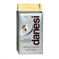 espresso ground coffee danesi gold espresso ground
