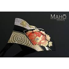 kanzashi hair ornaments japanese hair accessory fan kanzashi hair comb peony flower