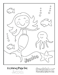 coloring pages jessica name custom coloring pages printable custom name coloring pages