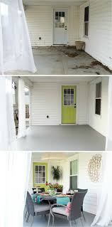 how to repaint a concrete porch chippasunshine