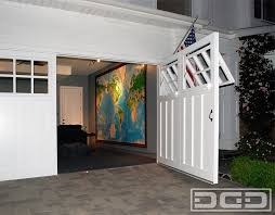 Cottage Style Garage Doors by Man Cave Doors Home Office Traditional With Garage Door Windows
