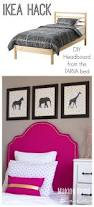 Headboards For Beds Ikea by Ikea Hack Diy Upholstered Headboard