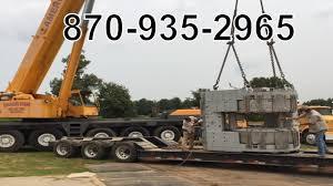 american crane jonesboro ar american crane rental equipment youtube