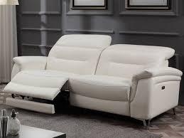 canapé 3 places relax electrique canapé 3 places et fauteuil relax électrique avila
