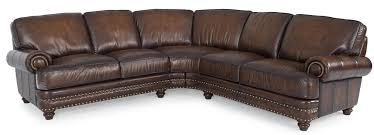 Leather Sectional Sofas Toronto Futura Leather 7812 Westbury Leather 2 Pc Sectional Great