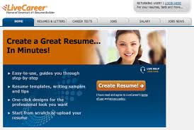 Example Of A Resume Format by 10 Free Online Tools To Create Professional Resumes Hongkiat