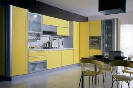 Modern Kitchen Cabinets Colors Modern Kitchen Cabinets Yellow Randy Gregory Design 12