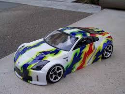 custom nissan 350z for sale nissan 350z greddy drift 200mm custom painted r c tech forums