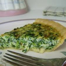 Spinach Quiche With Cottage Cheese by Spinach Quiche Recipes Allrecipes Com