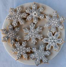 snowflake sugar cookies for bloggersforsandyhook food u0026 drink