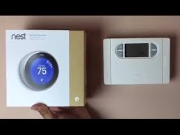 nest 3rd generation installation a step by step guide youtube