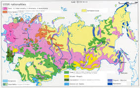 Map Of Ussr Ussr Nationalities Translated From French 2431x1536 Mapporn