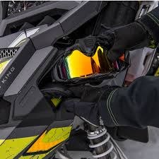 underhood goggle defrost bag polaris snowmobiles