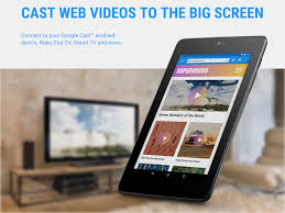home theater connect to tv web video cast browser to tv chromecast dlna android apps