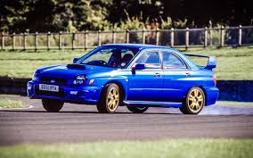 subaru impreza modified blue used car buying guide subaru impreza wrx autocar