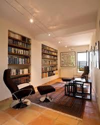 chic halo recessed lighting trend bridgeport modern home office