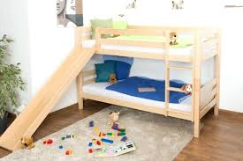 Bunk Beds With Slide And Stairs Bunk Bed Slide Diy Heavenly Furniture Pink Loft Bed With Tent Also