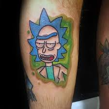 73 most famous rick and morty tattoo designs inked with crazy