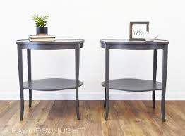 Grey Side Table The Chic Grey Side Tables A Ray Of Sunlight