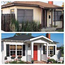 Small House Exterior Paint Schemes by 229 Best House Facelift Images On Pinterest Architecture Before