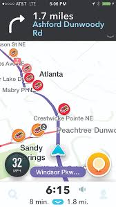 Map Of Atlanta Traffic by Atlanta Map Etsy Central Perimeter Mega Project Boom The Biz Beat