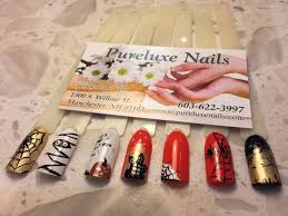 pureluxe nails home facebook