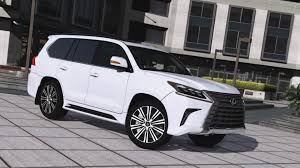 lexus lx 570 black wallpaper 2016 lexus lx 570 add on replace gta5 mods com