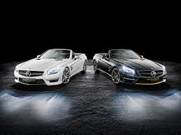 limited edition mercedes mercedes celebrates f1 success with two limited edition sl63