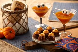 halloween drinking games tito u0027s pumpkin pie martini with wilton u0027s double trouble pumpkin